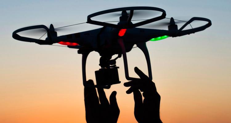 Mercado de drones 2017