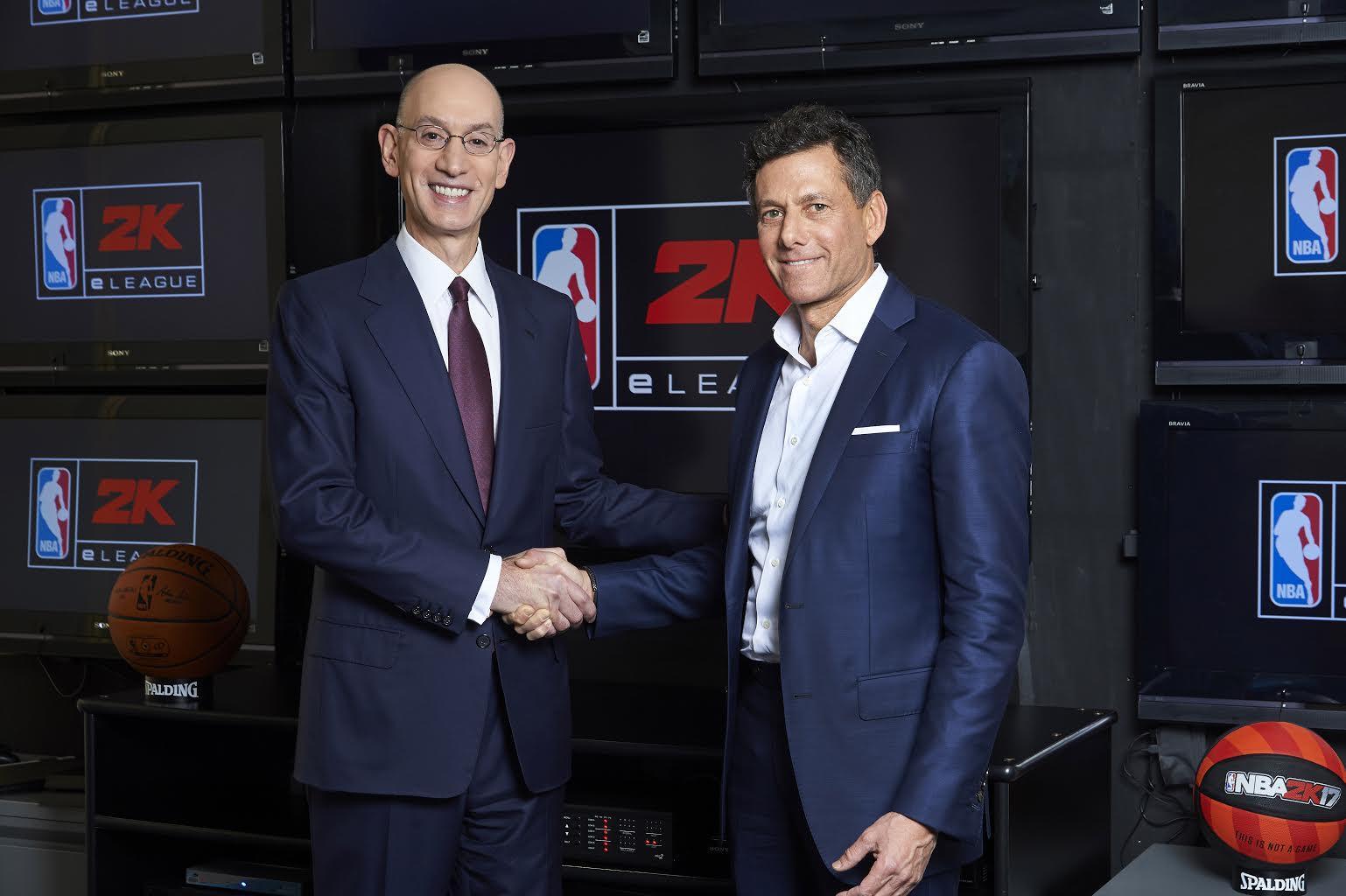 eSports NBA 2K Games