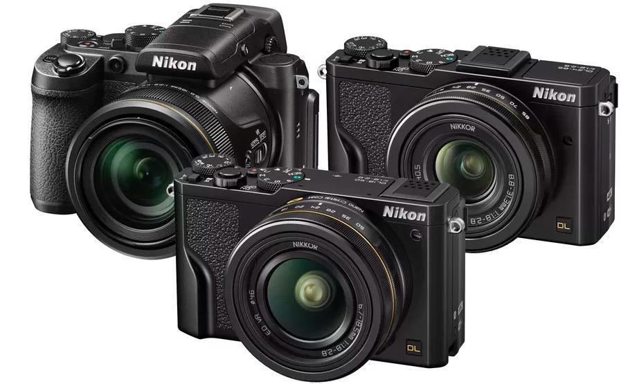 Nikon series DL