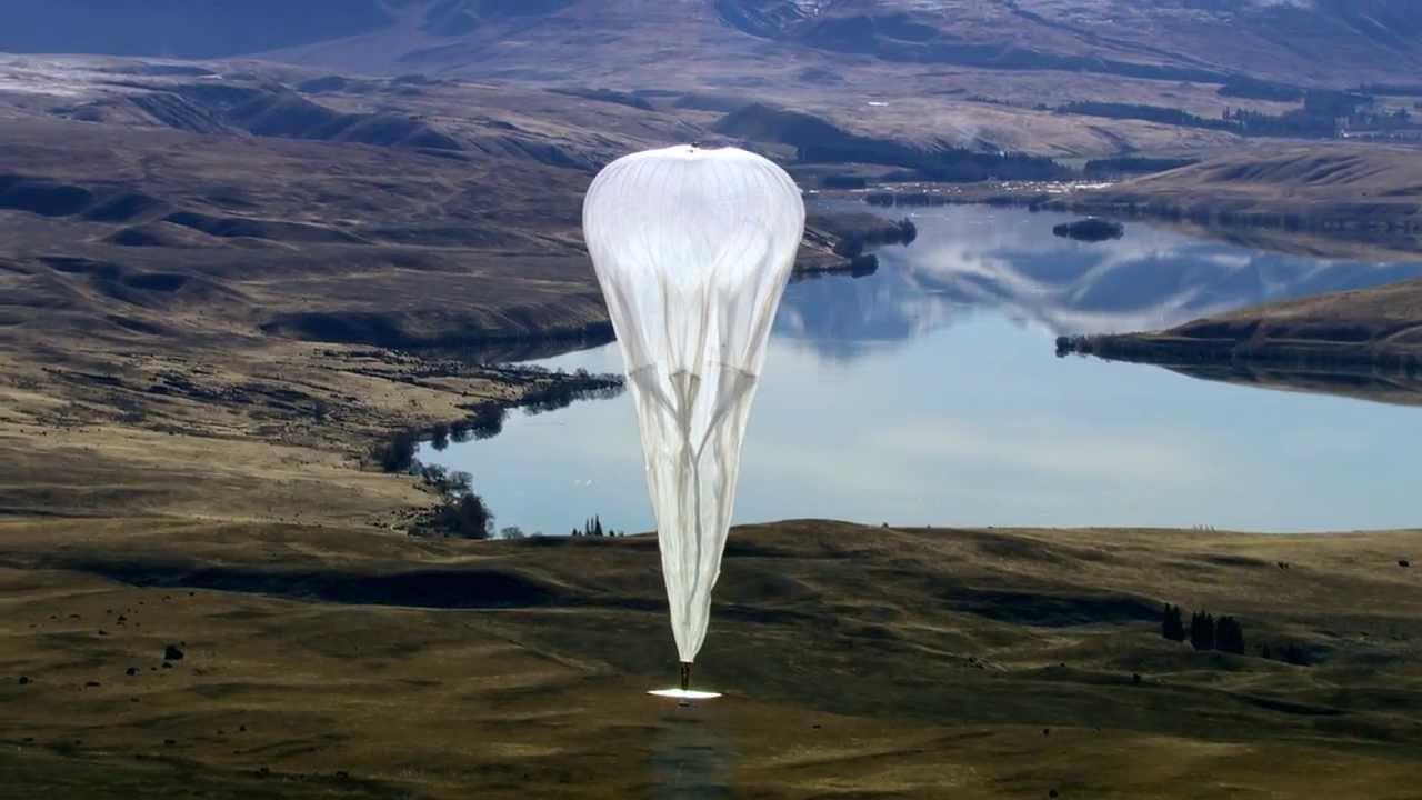 Project Loon de Google