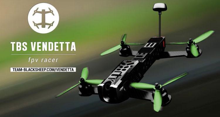 TBS Vendetta dron