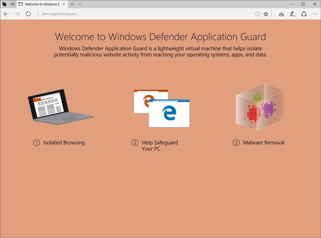 Nuevo Windows Defender Guard