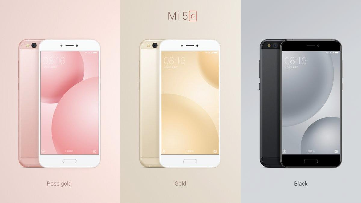Xiaomi MI 5c