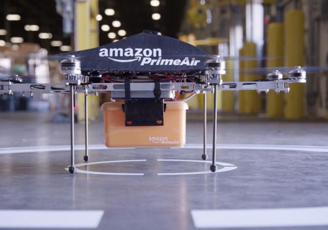 Drone de Amazone Pirme Air