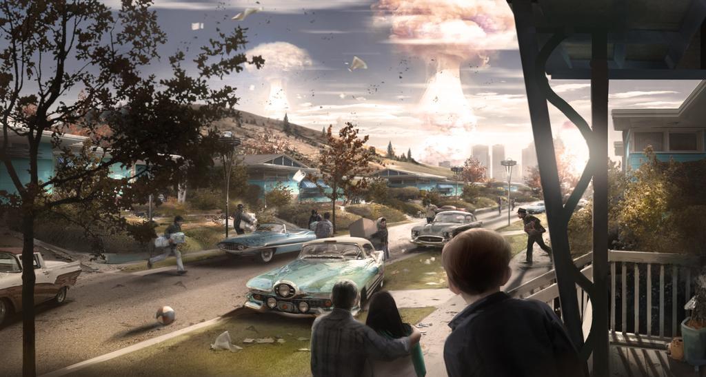Juego Fallout 4