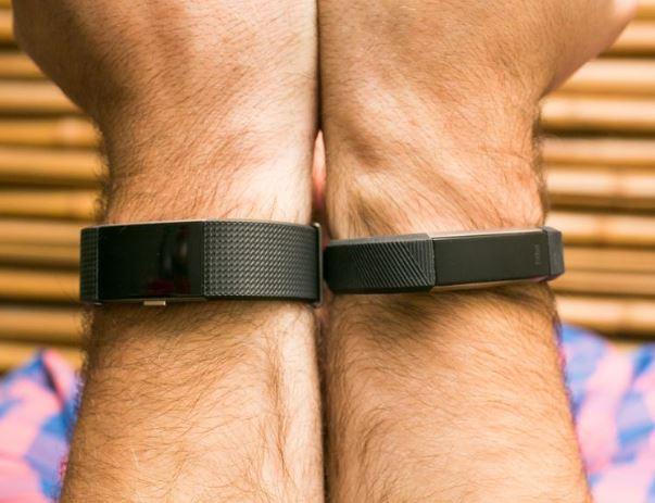 Nueva pulsera Fitbit Alta HR