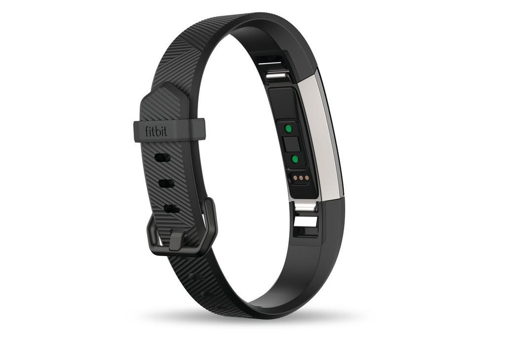 Sensor de ritmo cardiaco en la Fitbit Alta HR