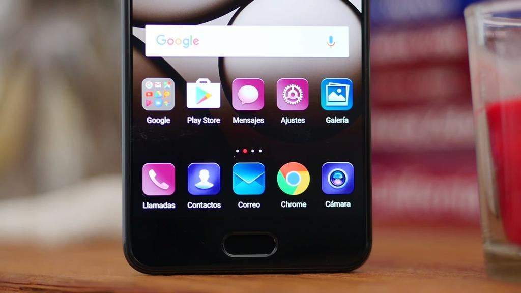Lector de huellas del Huawei P10 Plus
