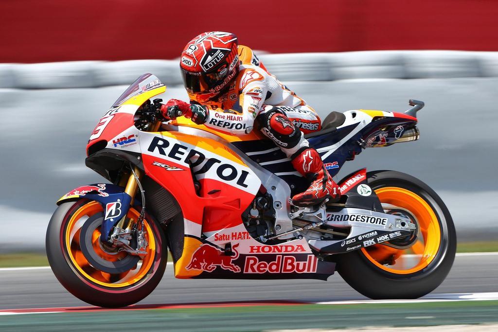 Marc Marquez MotoGP Vodafone Motor