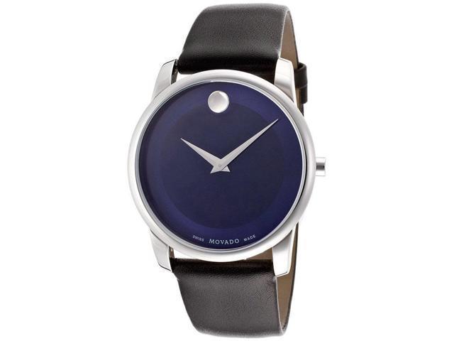 Diseño del smartwatch Movado Classic