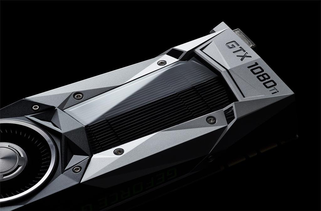Gráfica Nvidia GTX 1080 Ti