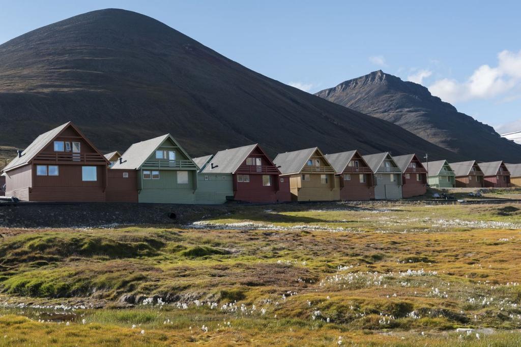 Fondo de escritorio ista Svalbard