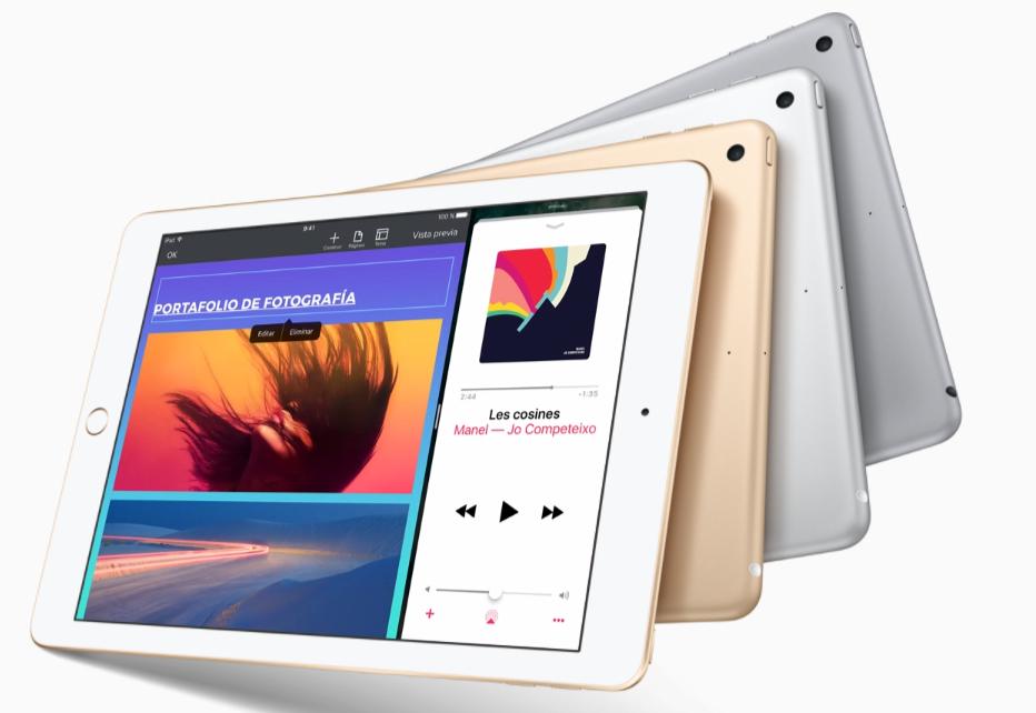 iPad nuevos