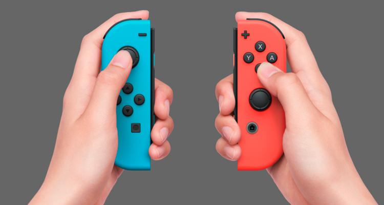 Joy-Con de Nintendo Switch
