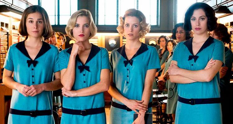 Las Chicas del cable, de Netflix