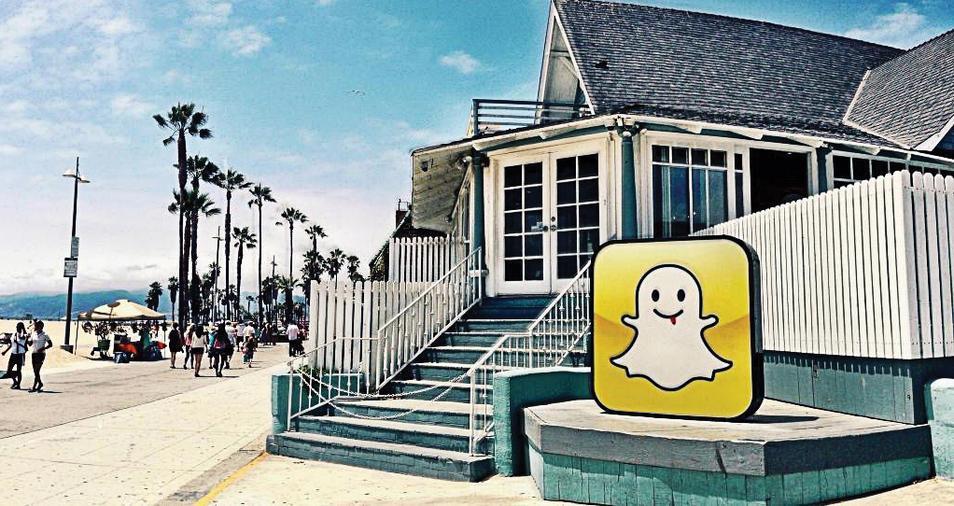 Oficina Snapchat