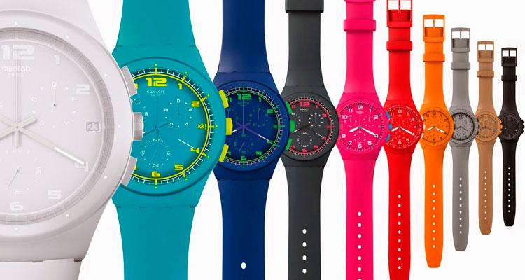 Relojes Swatch