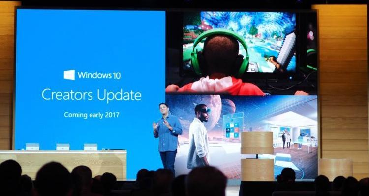 Windows 10 Creator's Update