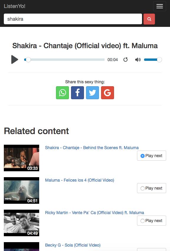 Escucha Música Gratis En Youtube Sin Abrir Los Vídeos Topes De Gama