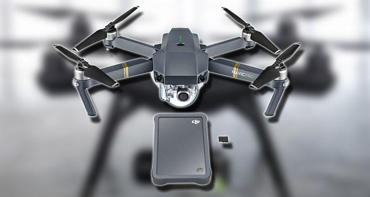 Accesorio drones DJI Fly Drive