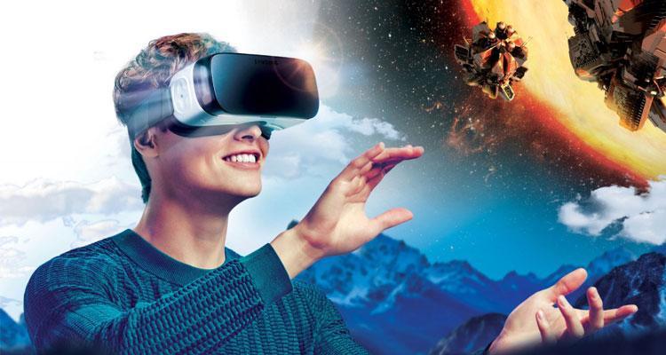 Uso de Gafas Samsung Gear VR