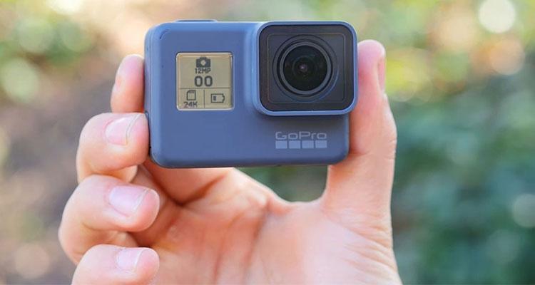 Cámara GoPro HERO5