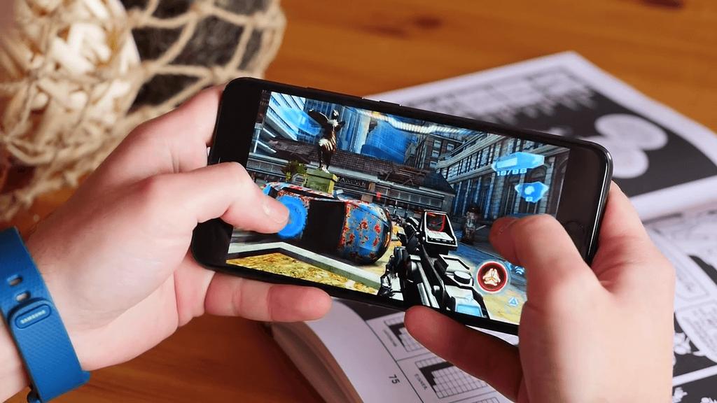 Ehjecución de juego con el UMIDIGI Z PRO