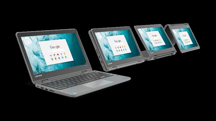 Diseño del Lenovo Flex 11