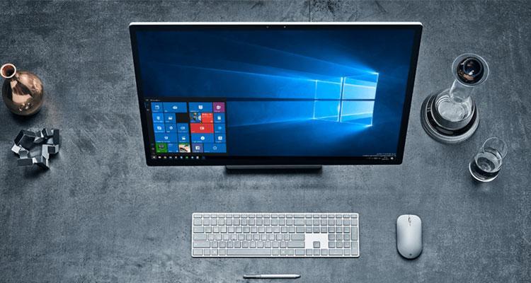 Equipo con Windows Creators Update