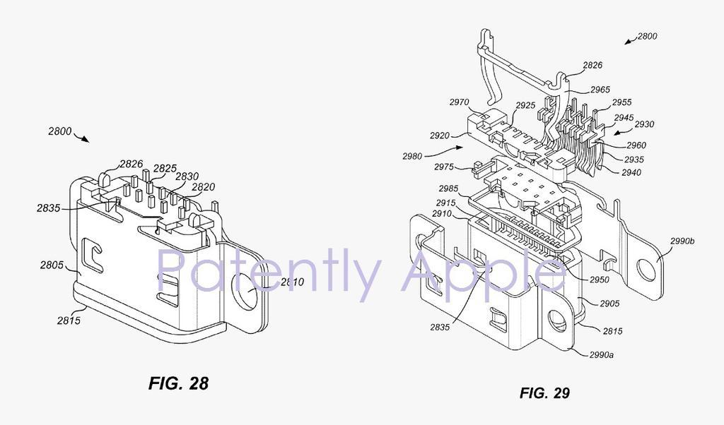 Patente protección Airpods