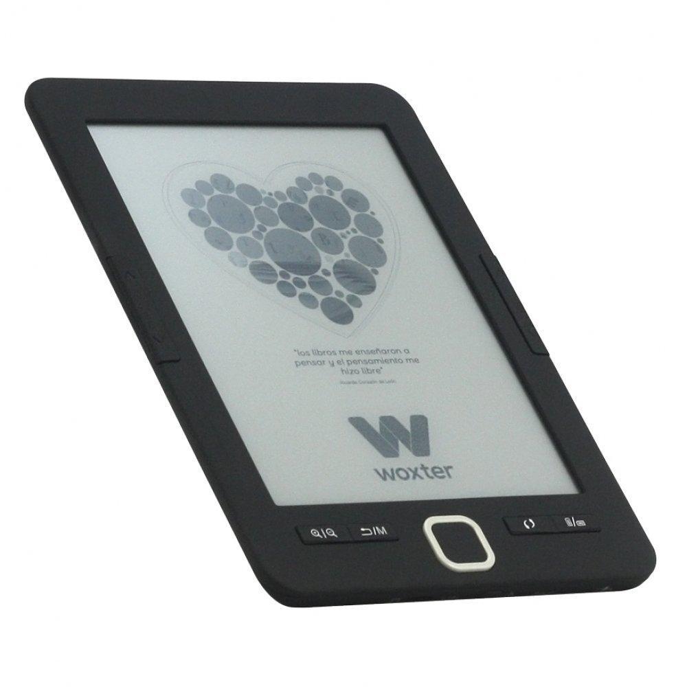 Libro electrónico Woxter E-Book Scriba 195