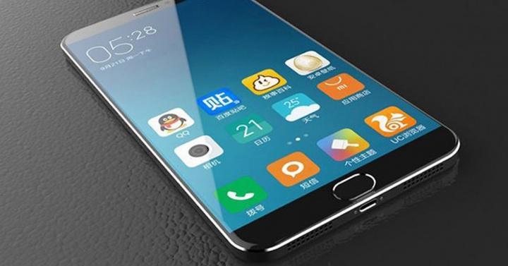 Posible diseño del Xiaomi Mi 6 Plus