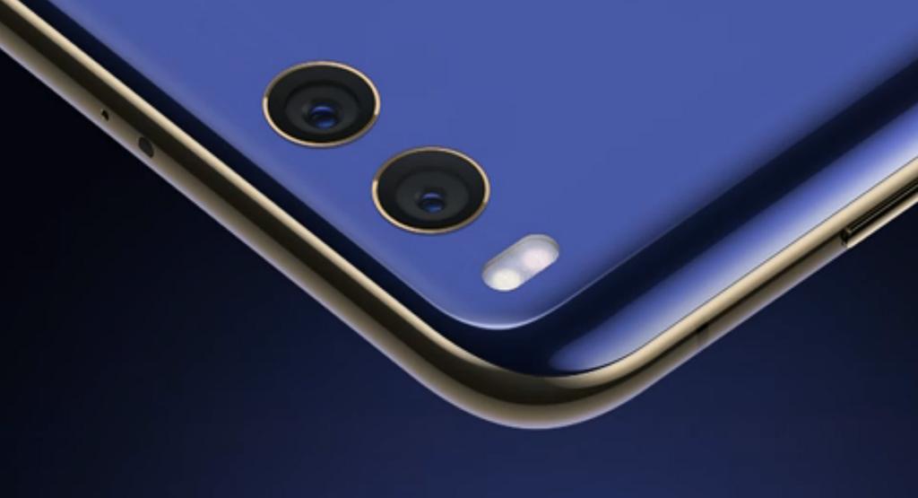 Cámara trasera del Xiaomi Mi 6