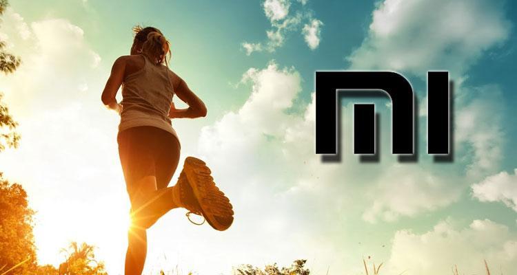 Running con logo de Xiaomi