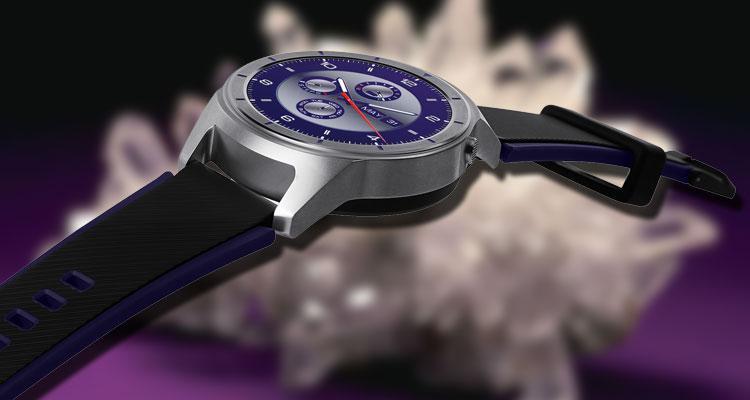 Reloj ZTE Quartz con Android Wear 2.0