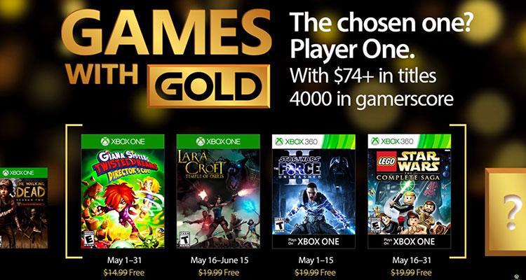juegos gratis xbox mayo 2017