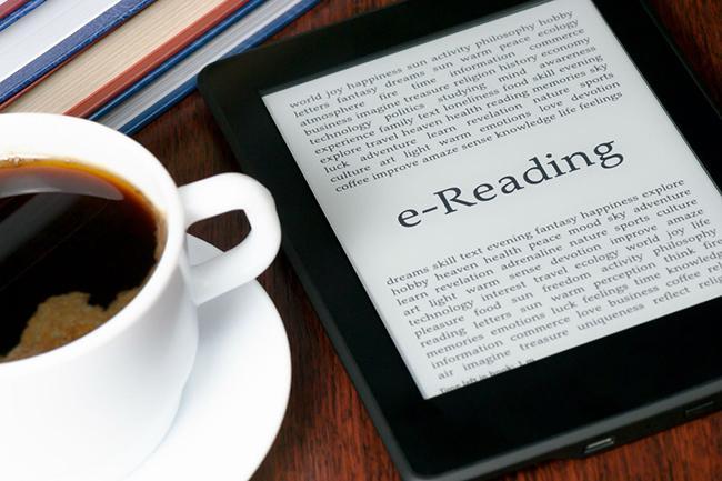 Uso de libro electrónico