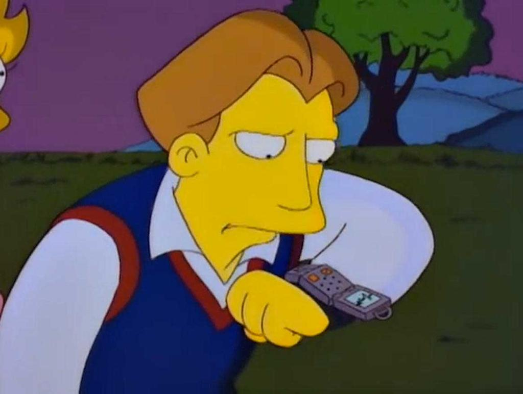 Profecías tecnológicas de Los Simpson