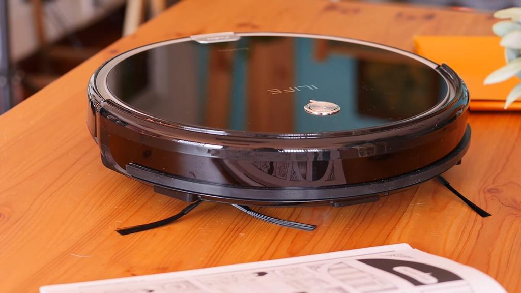 Diseño estero del iLife A6 Robot