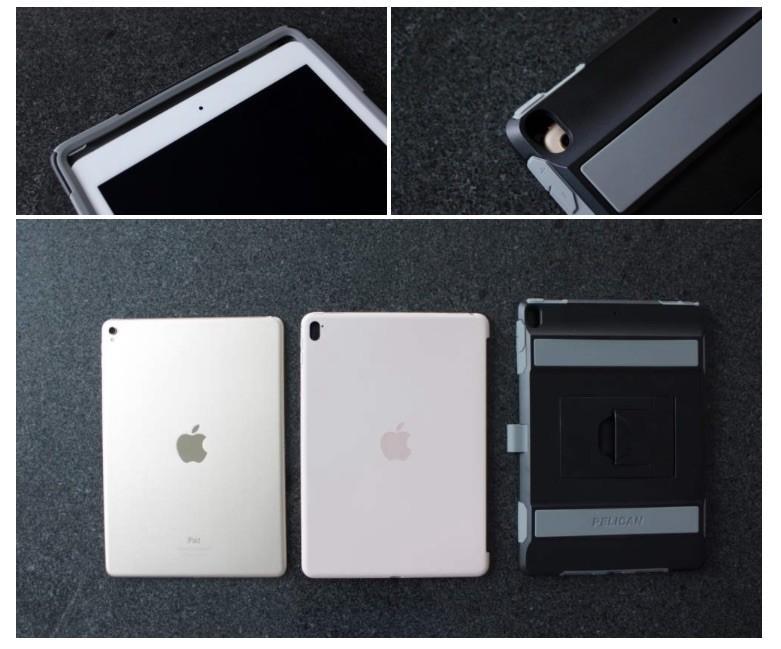 Posible diseño real del nuevo iPad Pro