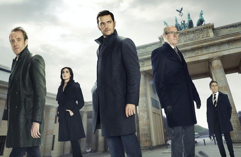 Serie Berlin Station de HBO