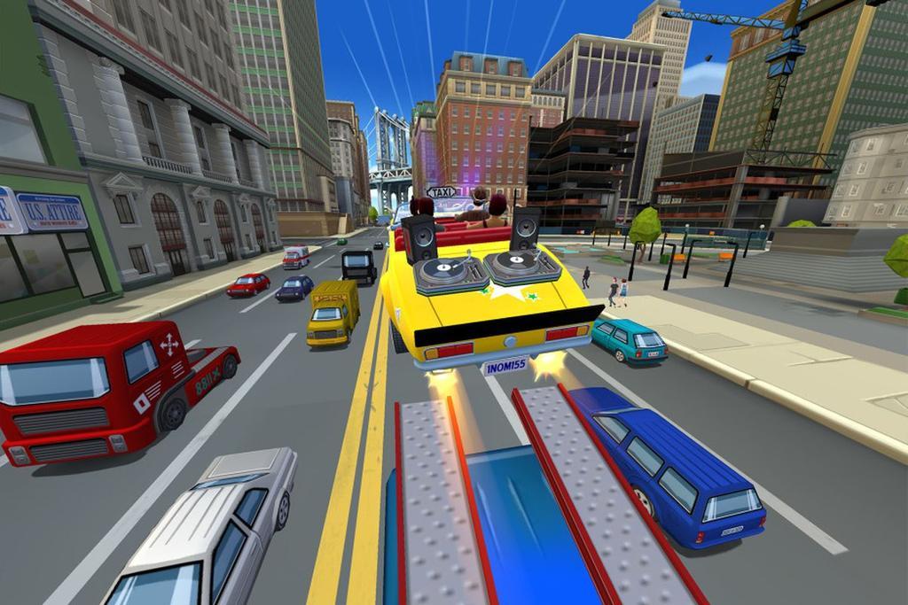 Juego juego Crazy Taxy para iOS