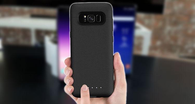 Funda Mophie Samsung Galaxy S8