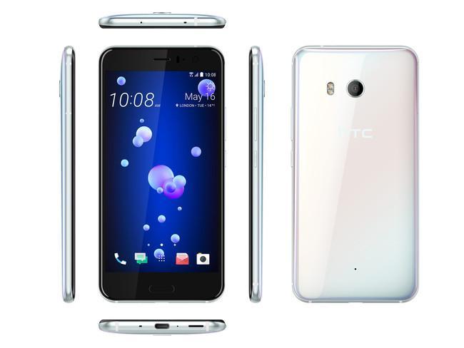 Diseño del HTC U 11