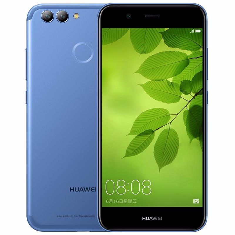 Huawei Nova 2 en color azul