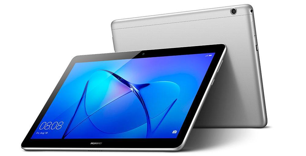 Diseño de la gama Huawei MediaPad T3