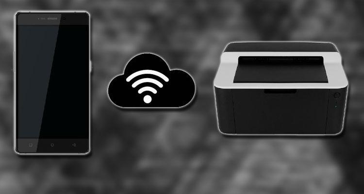 Imprimir desde Android con fondo gris