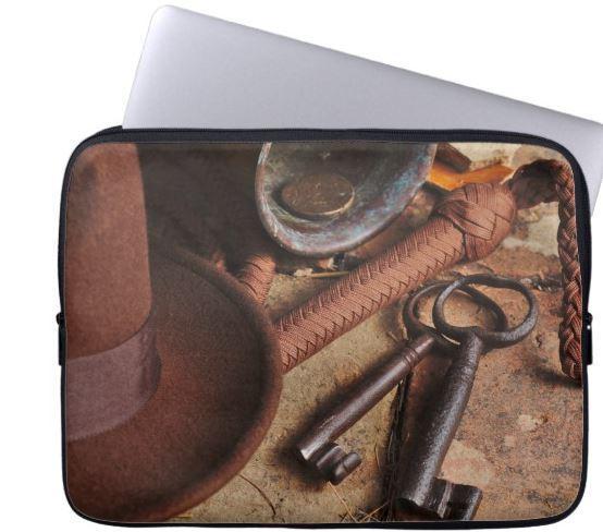 Funda para portátil de Indiana Jones