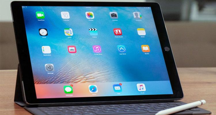 Pantalla del iPad Pro de Apple