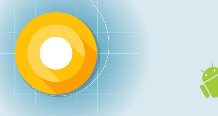 Logotipo Android O